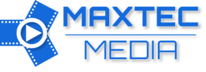 Maxtec Media Film Logo