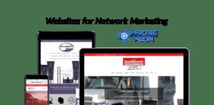 Websites for Network Marketing
